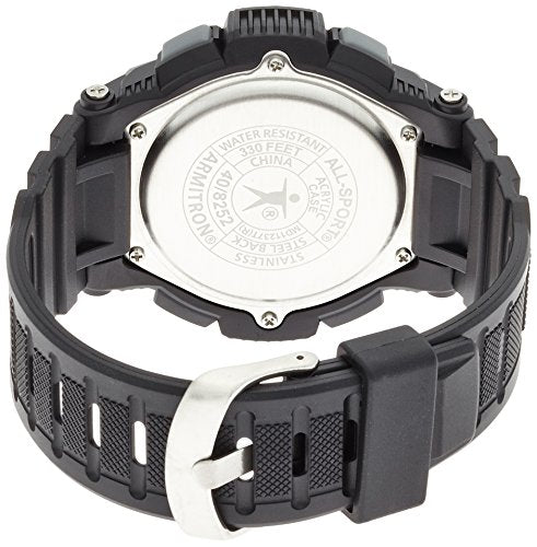 Armitron Sport Men's 40/8252BLK Black Digital Chronograph Watch
