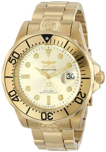 "Invicta Men's 3051 ""Pro Diver Collection"" Stainless Steel Automatic Dive Watch"