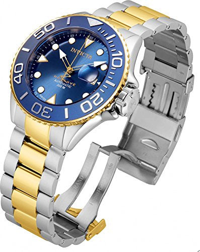Invicta Men's 50mm Reserve Grand Diver Sapphire Crystal Swiss Made SW200 Automatic Bracelet Watch - 22853,