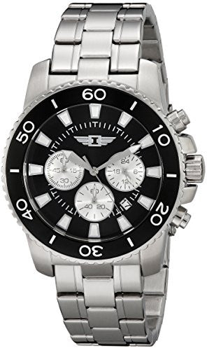 I By Invicta Men's 43619-001 Chronograph Stainless Steel Watch