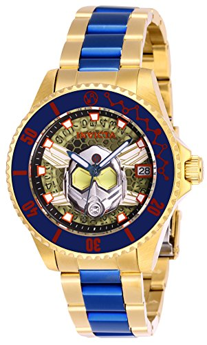 Invicta Women's 'Marvel' Automatic Stainless Steel Watch, Color:Two Tone (Model: 27782)
