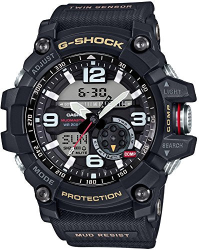 CASIO G-SHOCK MASTER OF G MUDMASTER GG-1000-1AJF MENS JAPAN IMPORT