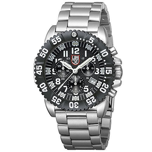 Luminox Men's 3182 Quartz Chronograph Analog Watch