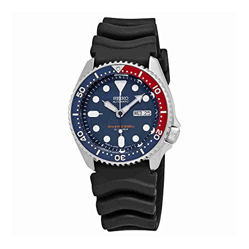 Seiko Divers Automatic Blue Dial Men's Watch