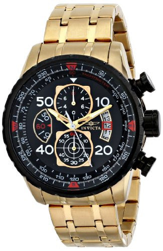 "Invicta Men's 17206 ""AVIATOR"" Stainless Steel Casual Watch"