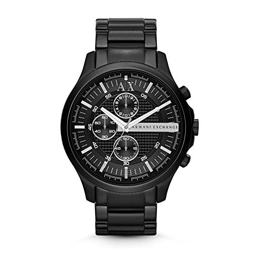 Armani Exchange Men's AX2138  Black  Watch