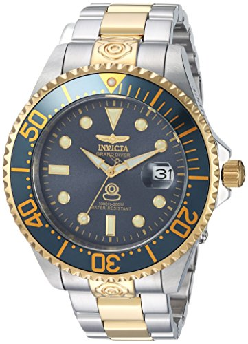 Invicta Men's Automatic Stainless Steel Casual Watch, Color:Two Tone (Model: 24767)
