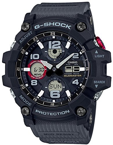 CASIO G-SHOCK MASTER OF G MUDMASTER GWG-100-1A8JF MENS JAPAN IMPORT