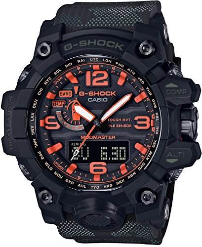 CASIO G-SHOCK Maharishi x Mudmaster GWG-1000MH-1AJR MENS JAPAN IMPORT