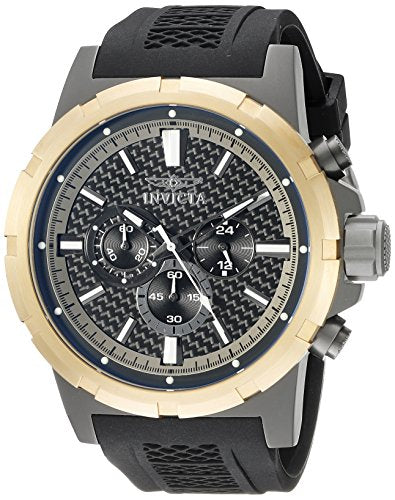 Invicta Men's 20454 TI-22 Analog Display Quartz Black Watch