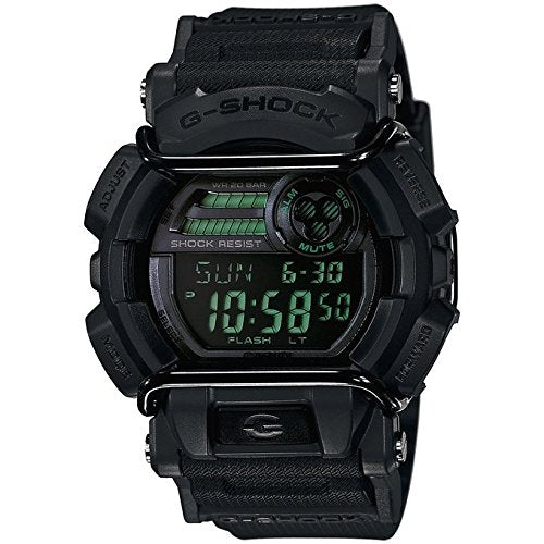 G-Shock Men's Military GD-400 Watch, Black, One Size