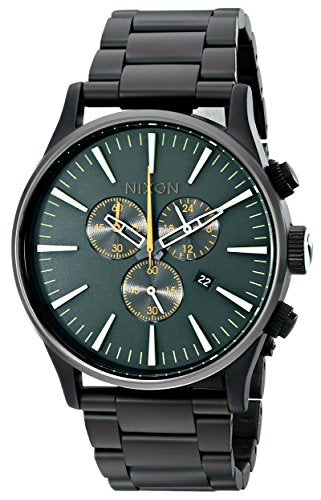 Nixon Men's A3861042 Sentry Chrono Watch