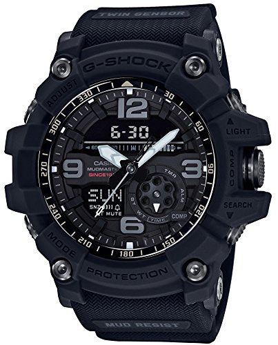 CASIO G-SHOCK 35th Anniversary BIG BANG BLACK MUDMASTER GG-1035A-1AJR MEN'S JAPAN IMPORT