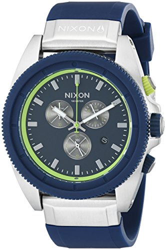 Nixon Men's A2901981 Geo Volt Rover Chrono Watch