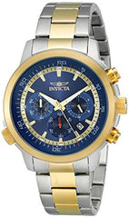 Invicta Men's 19399 Specialty Analog Display Japanese Quartz Two Tone Watch
