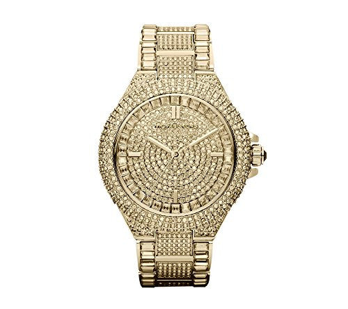 Michael Kors Goldtone Camille Watch