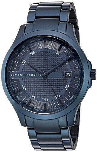Armani Exchange Men's AX2193  Blue IP  Watch