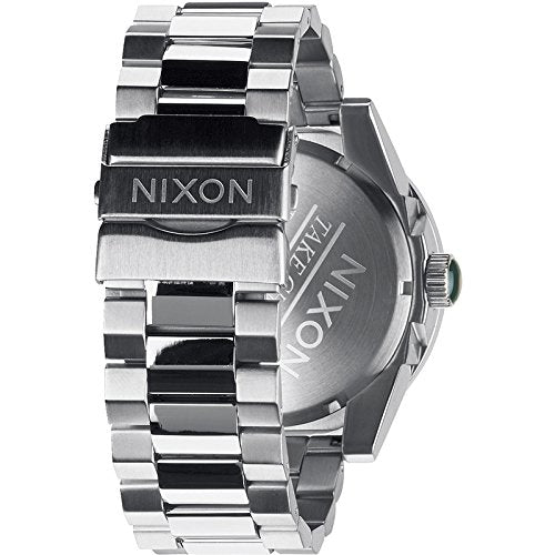 Nixon A346-1696 Mens The Corporal SS Green Sunray Watch
