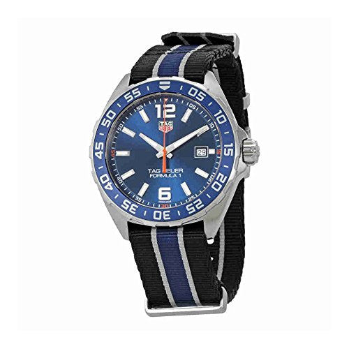 Tag Heuer Formula 1 Quartz Men's Watch WAZ1010.FC8197