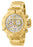 Invicta 5406 Men's Subaqua Chronograph Yellow Gold Tone Stainless Steel