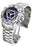 INVICTA 5526 Men's Excursion Reserve Chrono Stainless Steel Blue Dial