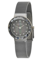 Skagen 456SMM1 Denmark Womens Watch Skagen Steel Women's Watch
