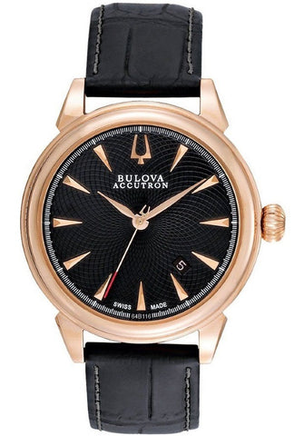 Bulova Accutron Gemini Men's Automatic Watch 64B116