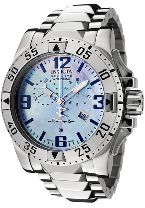 Invicta 6259 Men's Reserve Chronograph Stainless Steel