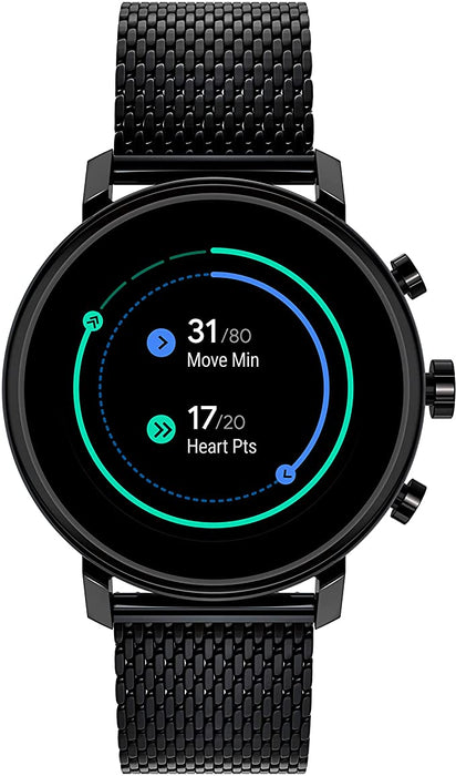 Movado Connect 2.0 Unisex Powered with Wear OS by Google Stainless Steel Smartwatch 3660034