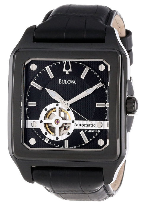 Bulova Men's 98A130 Bulova Series 160 Mechanical Watch