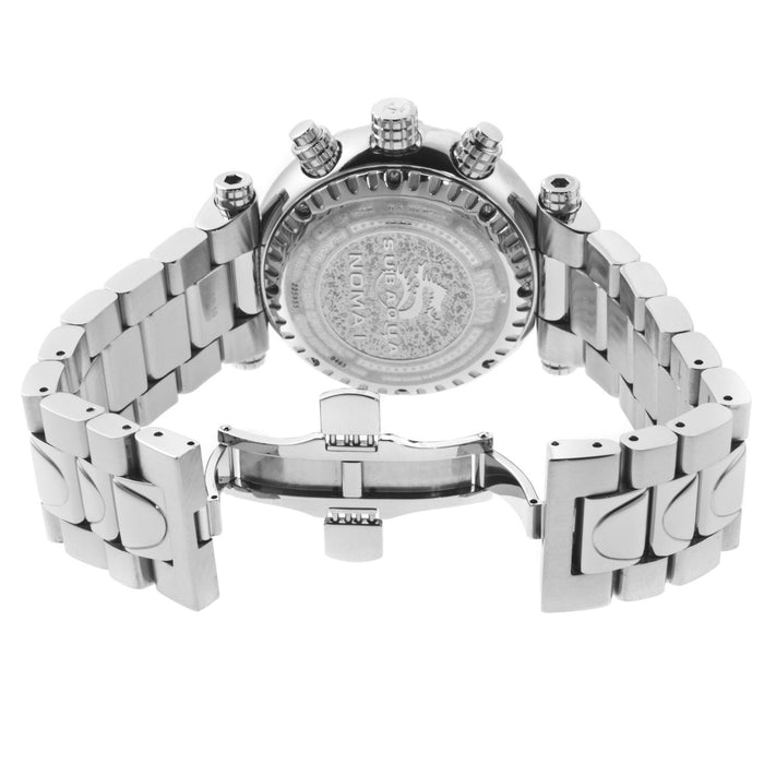 Invicta 15992 Men's Subaqua Chronograph Gunmetal Dial Stainless Steel