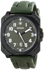 Men's Wenger 72424 AeroGraph Cockpit PVD - coated Watch