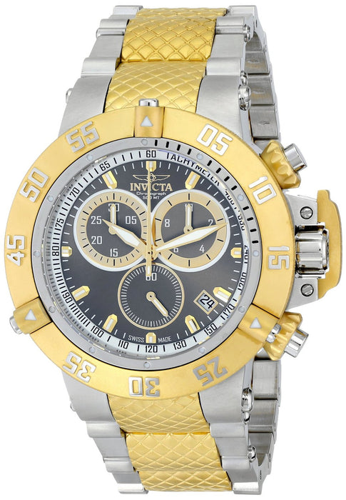 Invicta Men's 15948 Subaqua Analog Display Swiss Quartz Two Tone Watch