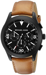 Michael Kors Men's Gareth Brown Watch MK8450