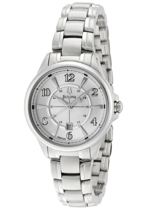 Bulova Adventurer Women's Quartz Watch 96M109
