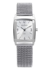 Skagen 691SSS1 Stainless Steel White Label Women's Quartz Watch