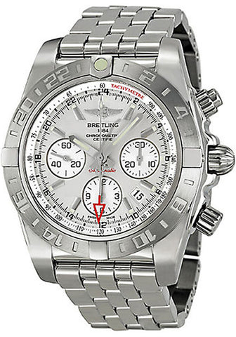 Breitling Windrider Chronomat GMT Mens Watch AB042011/G745