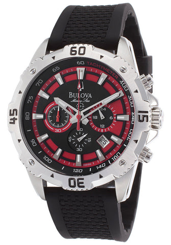 Bulova Men's 96B186 Marine Star Chronograph Watch