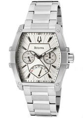 Bulova Men's 96C115 WINTERMOOR Multifunction Bracelet Watch