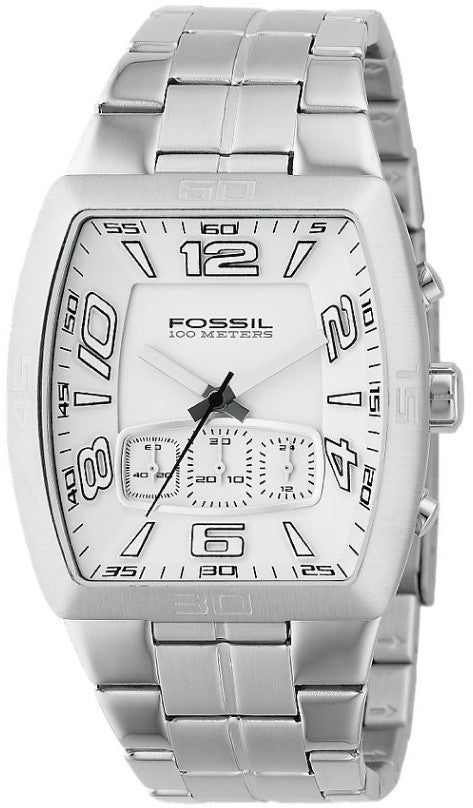 Fossil Men's CH2529 Stainless Steel Chronograph Watch