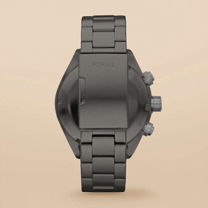 Fossil Men's CH2802 Stainless Steel Analog Grey Dial Watch