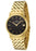 Jacques Lemans Women's GU198M Geneve Collection Baca Gold Ion-Plated Stainless Steel Watch