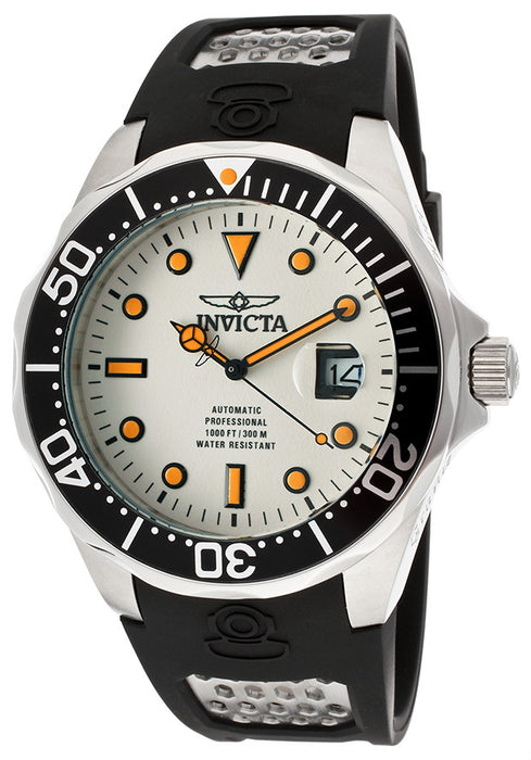 Invicta Men's 11753 Pro Diver Analog Display Japanese Automatic Black Watch