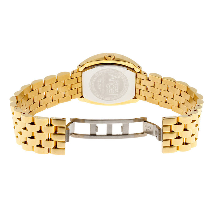 Invicta Women's 15040 Angel Analog Display Japanese Quartz Gold Watch