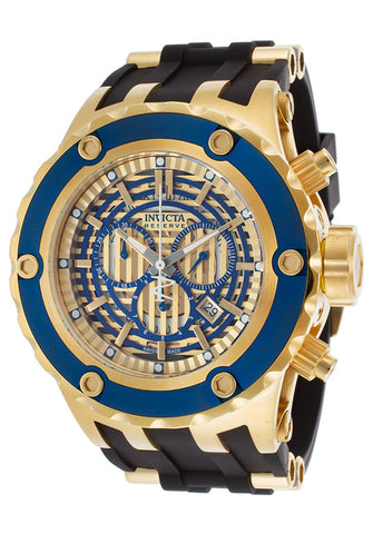 Invicta 16827 Subaqua Men's Watch, Gold Plated Stainless Steel