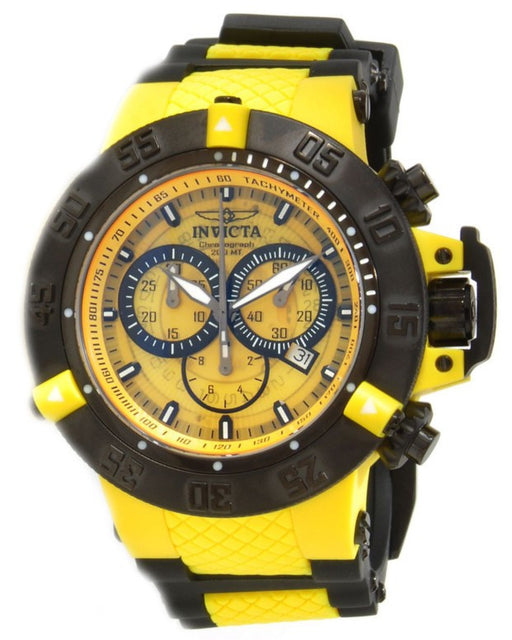 Invicta 0934 Subaqua Noma III Anatomic Chronograph Mens Watch
