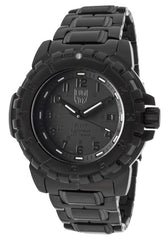 LUMINOX-6402-BO Men's Black Dial Black Ion Plated Stainless Steel