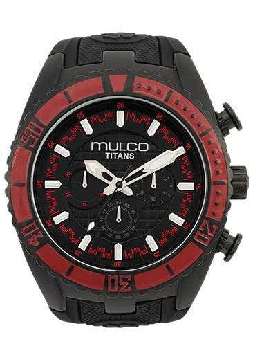 Mulco TITANS WAVE Chronograph Mens Watch MW5-1836-065