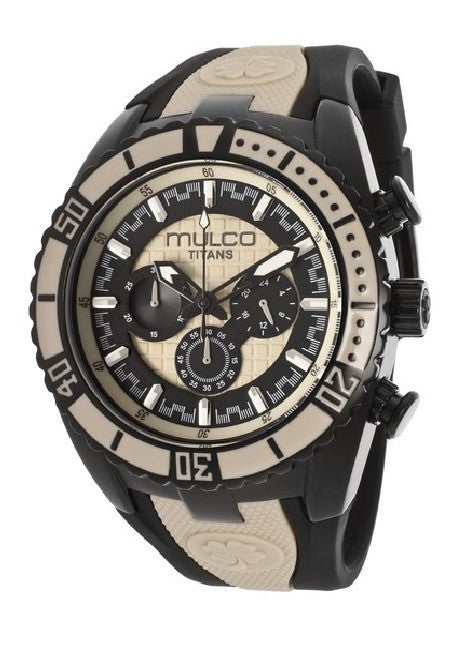 Mulco TITANS WAVE Chronograph Mens Watch MW5-1836-115