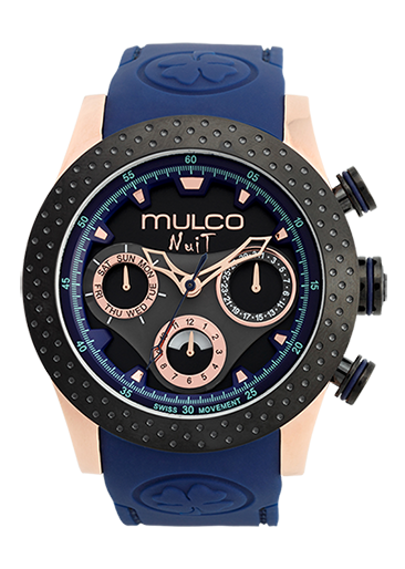 Mulco NUIT MIA Chronograph Mens Watch MW5-1962-445